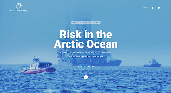 Ocean Conservancy - Risk in the Arctic Ocean